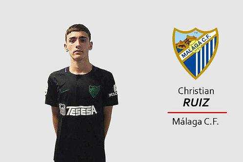 Christian Ruiz - Malaga C.F.