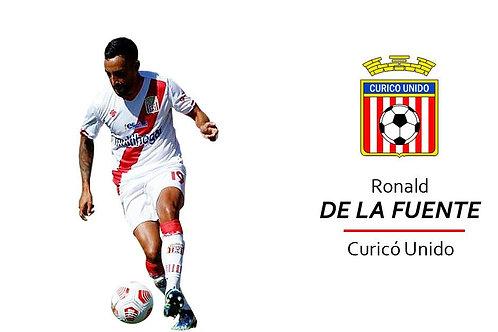Ronald De la Fuente - Curico Unido