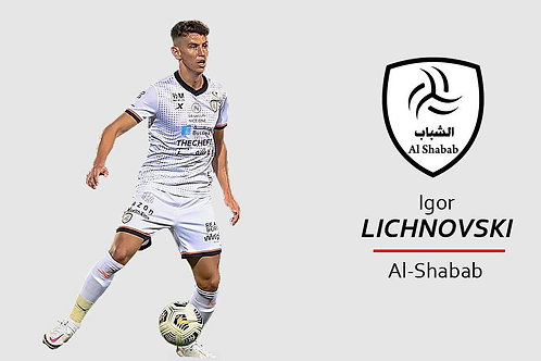 Igor Lichnovsky - Al Shabab FC