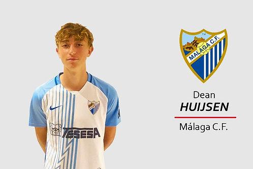 Dean Huijsen - Malaga C.F.
