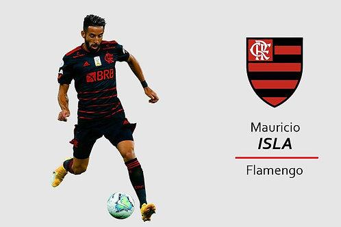 Mauricio Isla -Flamengo