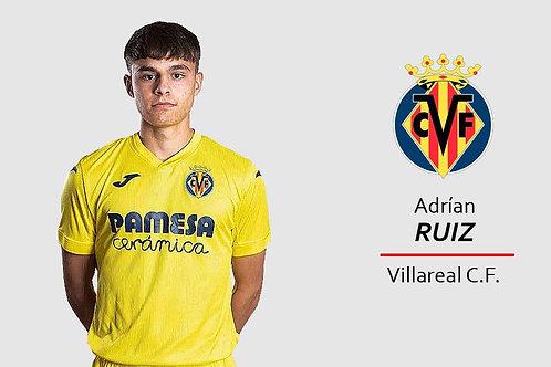 Adrián Ruiz - Villareal C.F.