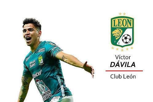 Víctor Dávila - Club Leon