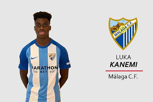 Luka Kameni - Málaga C.F.