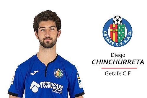 Diego Chinchurreta - Getafe C.F.