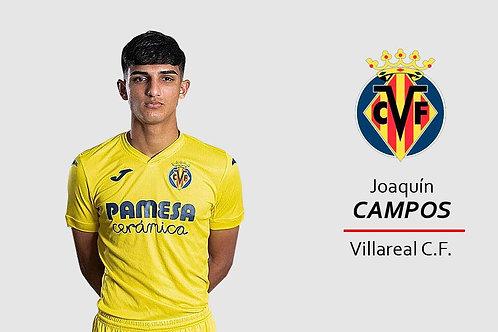Joaquín Campos - Villareal C.F.
