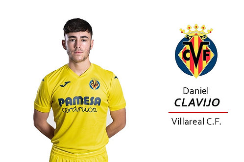 Daniel Clavijo - Villareal C.F.