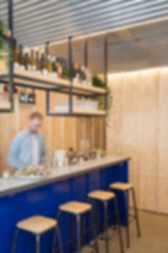 Seafood bar Bulot Bulot Paris