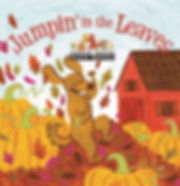 Jumpin' in the Leaves Album Cover Art.jp