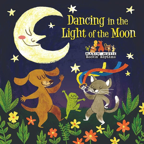 Dancing In The Light Of The Moon - CD Co