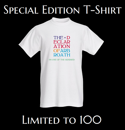 I'm one of The Hundred ~ White T-Shirt