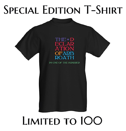 I'm one of The Hundred ~  Black T-Shirt