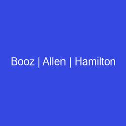 Booz | Allen | Hamilton