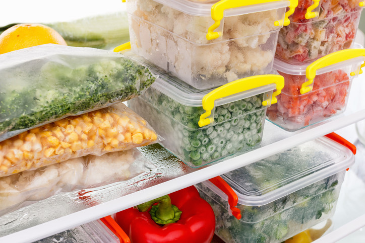 Freezing your Meals