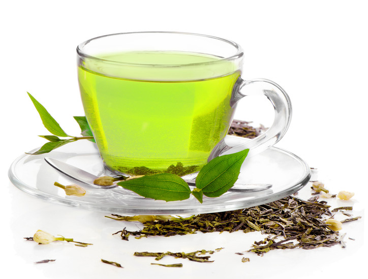 What makes green tea healthy?