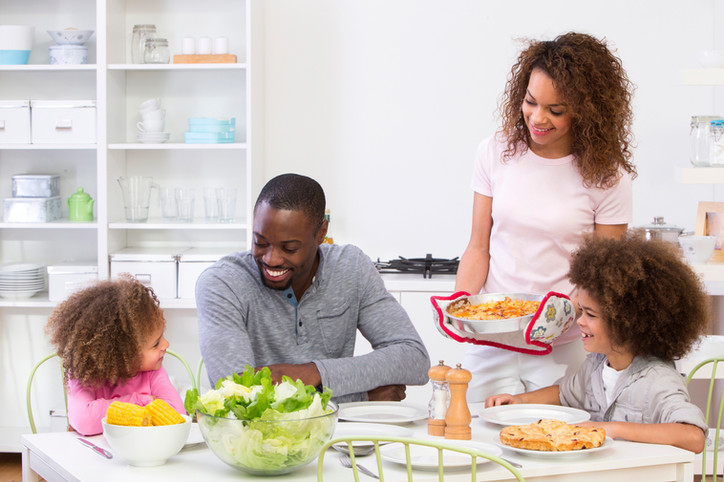 The family food connection