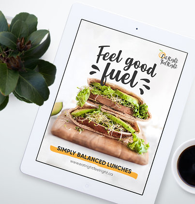 Feel Good Fuel Lunch EBook