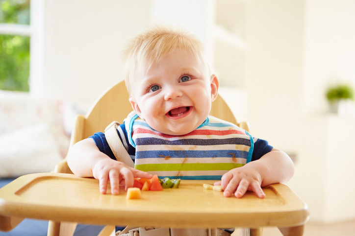 Why you might want to introduce your baby to peanut butter