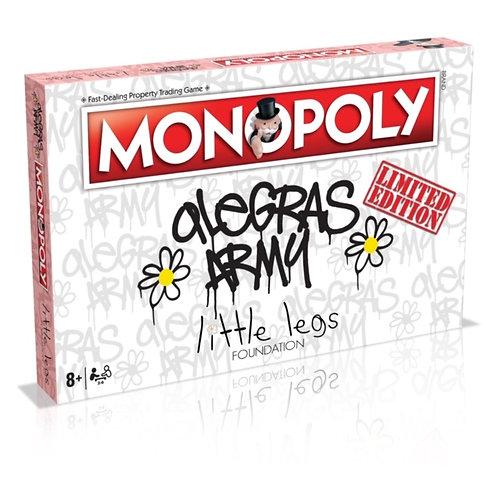 Monopoly- Alegra's Army Edition