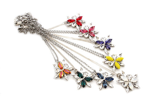House of Emmanuele Rainbow Collection Necklace