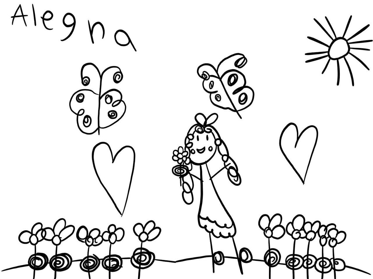 Alegras Drawing