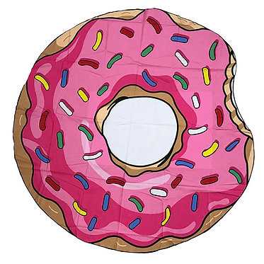 manta tapete donut picnic playa