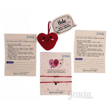 Kit de Regalo Amor y amistad