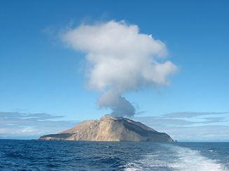 759 - Steaming White Island (Whakaari).j