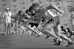 athletes-black-and-white-black-and-white
