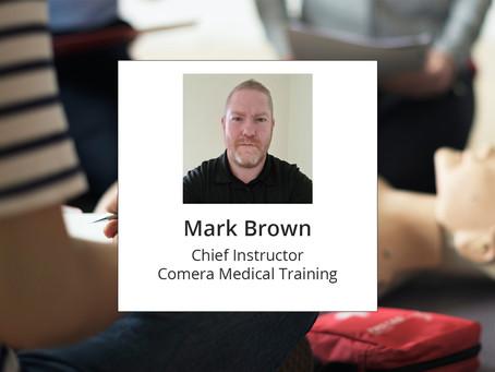 Meet The Team: Mark Brown