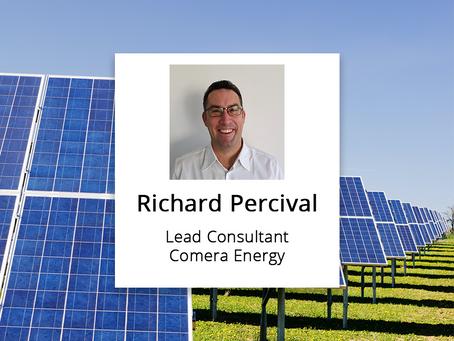Meet the Team: Richard Percival