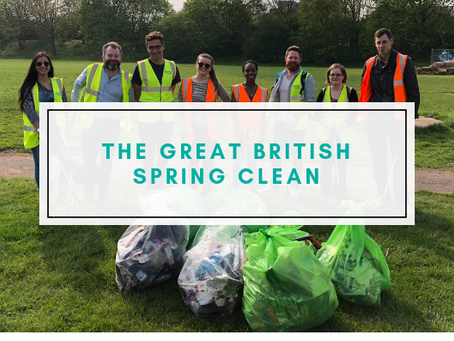 Great British Spring Clean