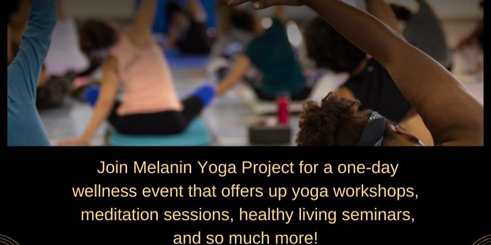 Melanin Yoga Expo