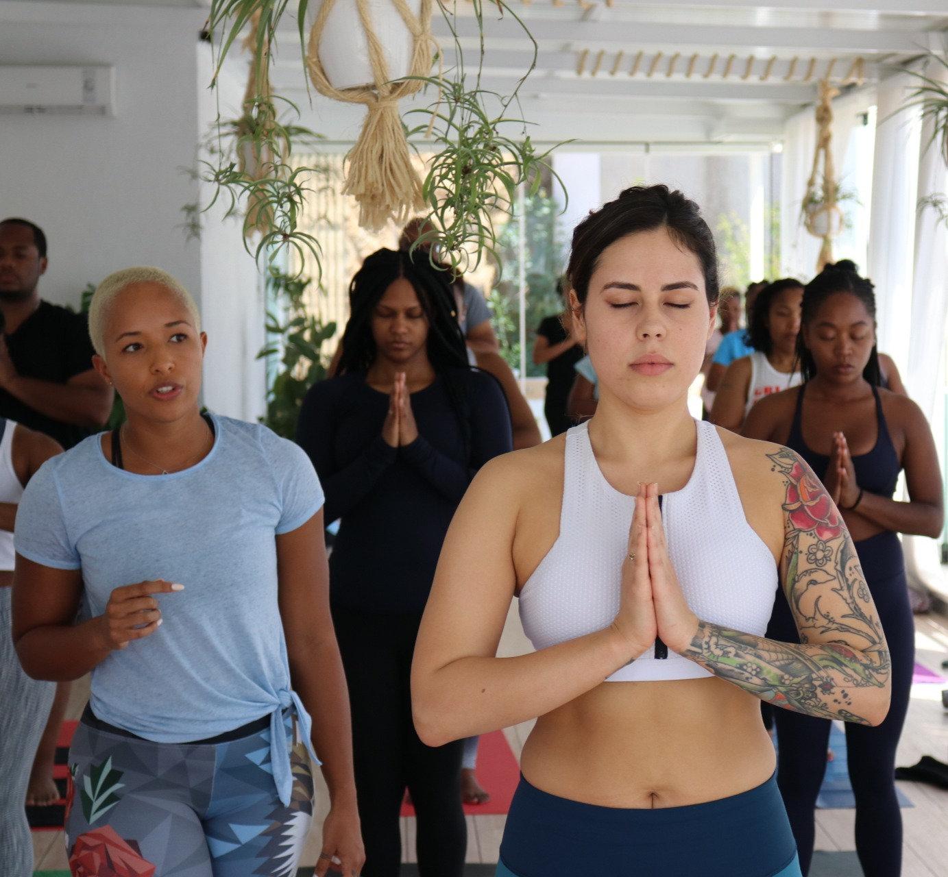 Yoga Teacher Mentoring