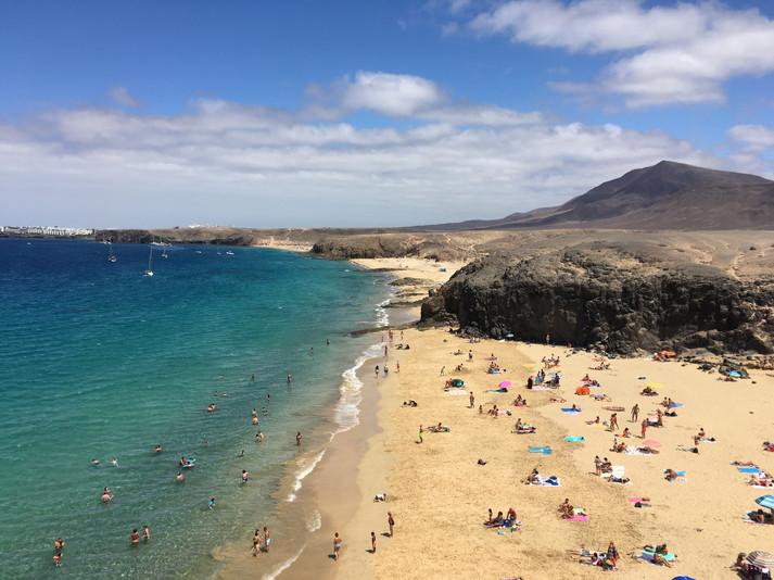 Playas de Papagayo