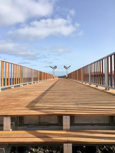 Arrieta bridge