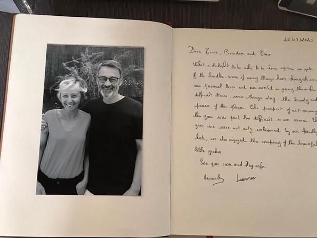 Arnaud & Laurence - 22.07.2020