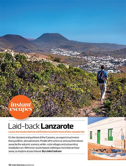 December 2019 - Sunday Times Travel Magazine
