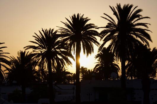 Sunrise in Harìa