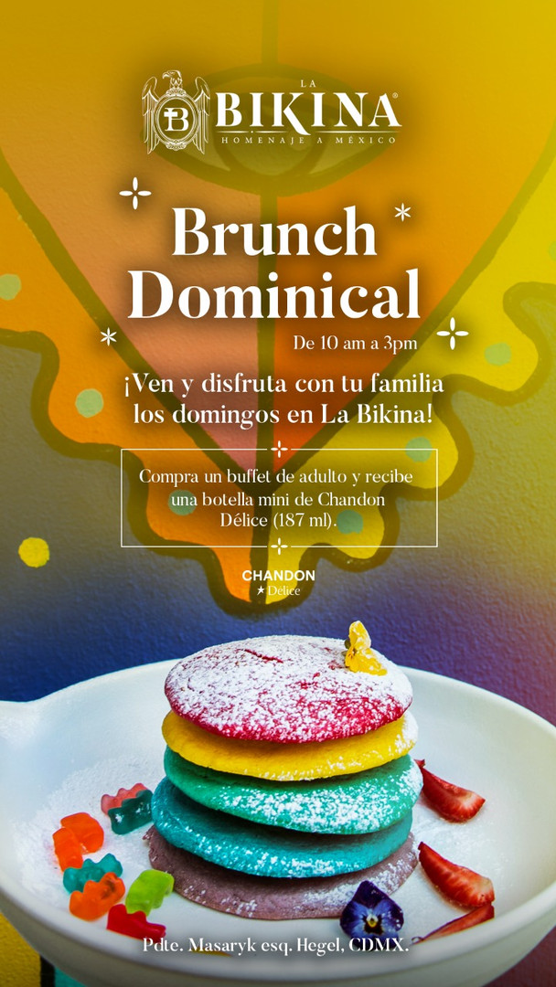 Brunch Dominical