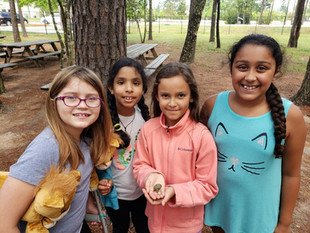 Grades 3-4 Students Adopt a New Rescue Pet