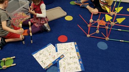 Engineering Science in Action in Kindergarten