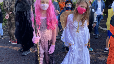 Halloween Festival Fun!