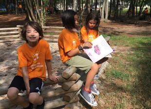 Reading-writing Buddies Meet!