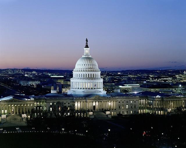 Конгресс США за криптовалюты