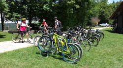 Biketour - Sennhütten