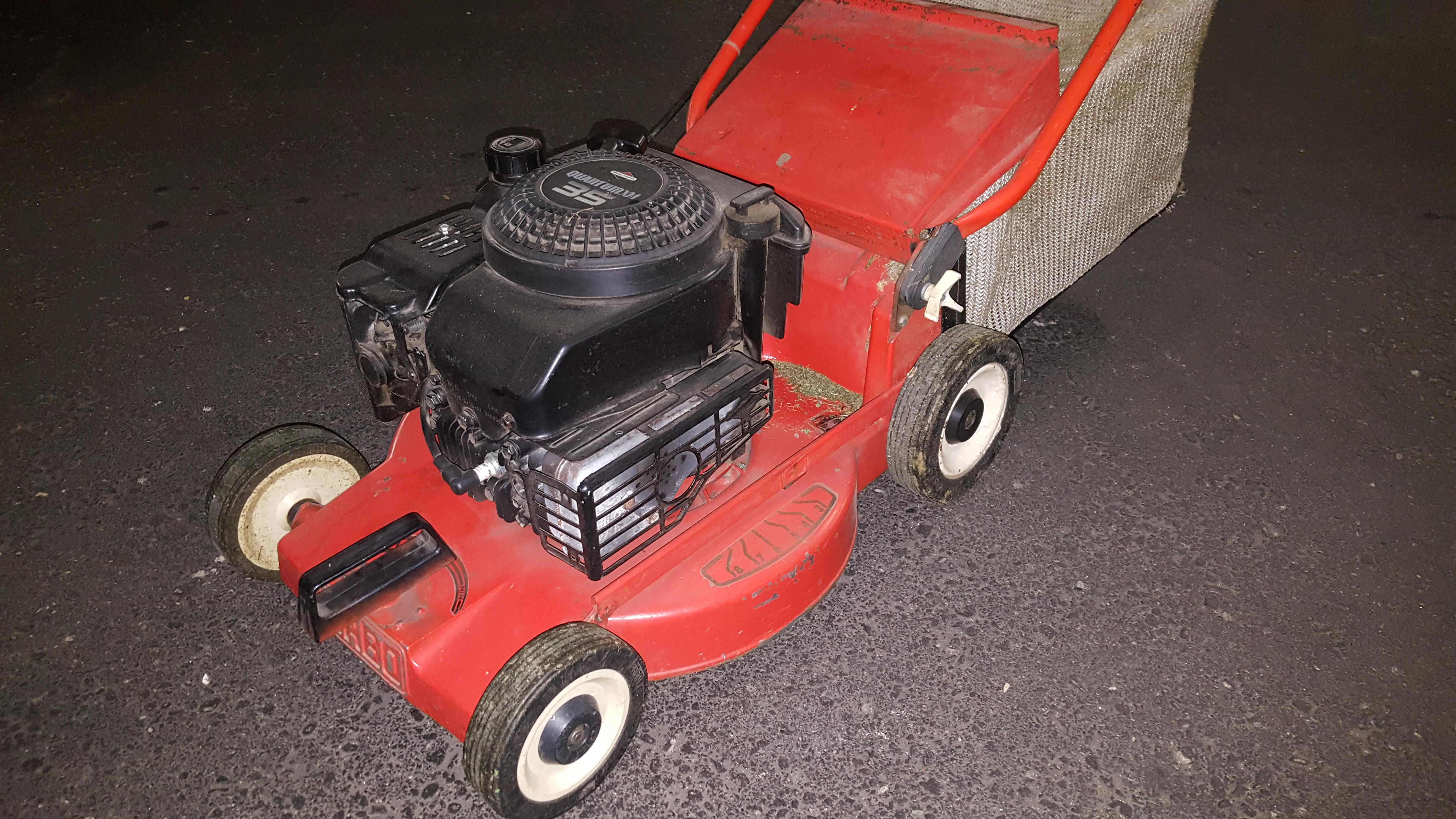 Mein alter Benziner
