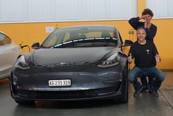 Tesla Model3 Höri