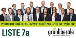 glp - Liste 7a - Nationalratswahlen