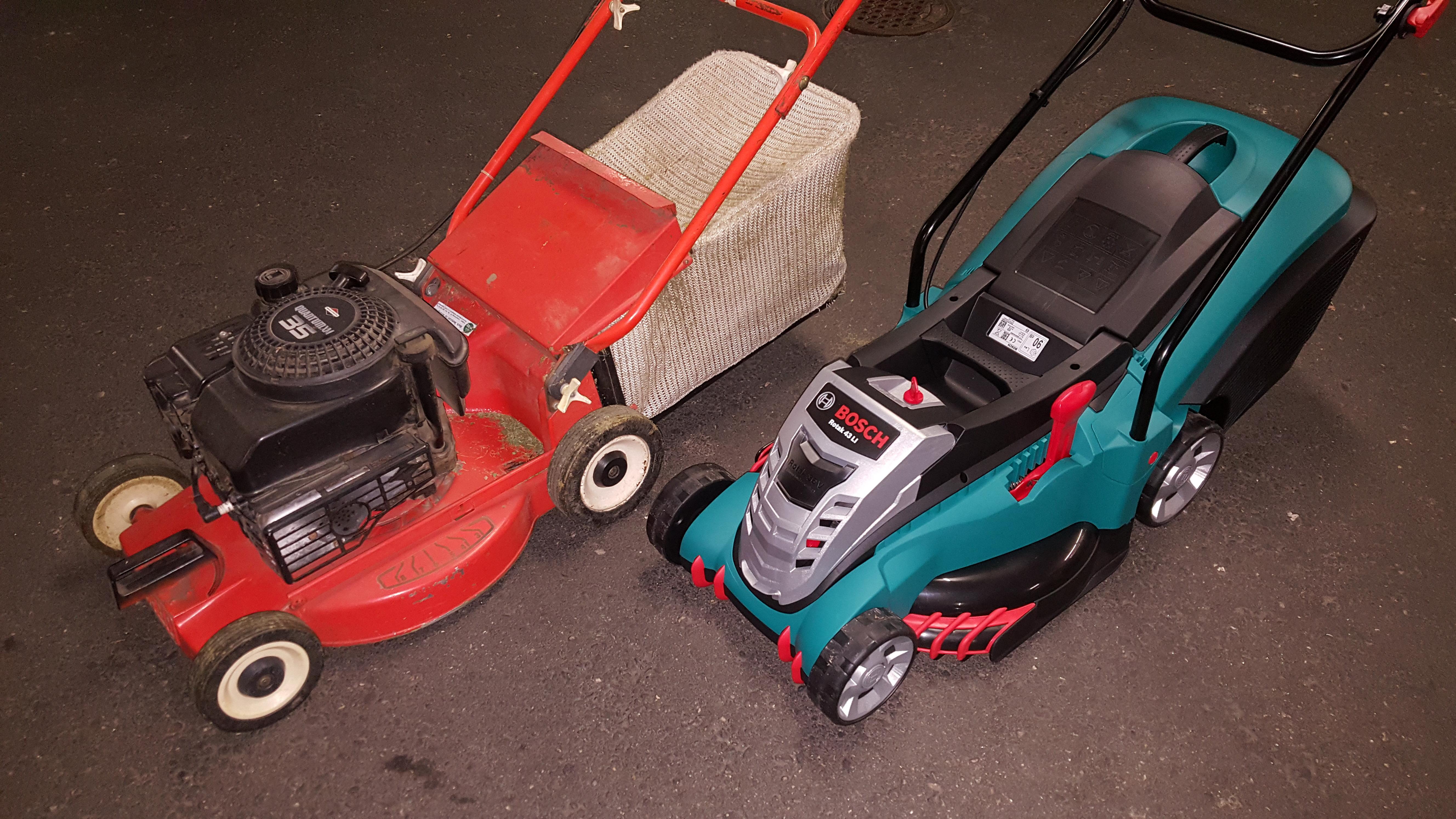 Elektro vs Benziner